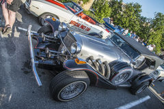 Excalibur Phaeton IV series Stock Photos