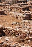 Excavación arqueológica Imagenes de archivo