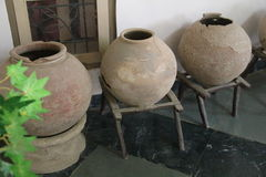 Excavated Culture Stock Image