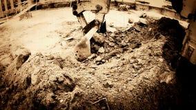 excavation banque de vidéos
