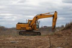 excavation Image stock