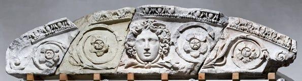 Excavation d'Ephesos Images libres de droits