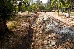 Excavation Stock Photos