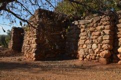 Excavations d'archéologie Images libres de droits