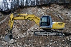 excavator fotos de stock royalty free