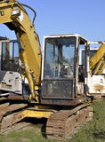 Excavator. S are also called diggers and 360-degree s, sometimes abbreviated simply to a 360. Tracked s are sometimes called trackhoes Stock Image