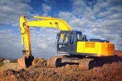 Free Excavator Royalty Free Stock Image - 13271056