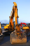 Excavator. Royalty Free Stock Photography