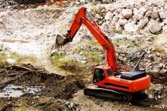 Free Excavator Stock Photography - 15209912