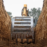 Excavator Royalty Free Stock Photo