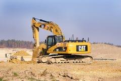 Free Excavator Royalty Free Stock Photos - 22590128