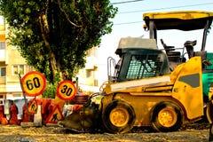 Excavator Stock Image