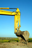 Excavator, Stock Image