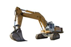 Free Excavator Royalty Free Stock Images - 3551019