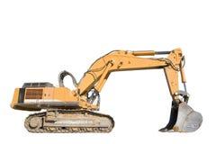 Excavator stock photography