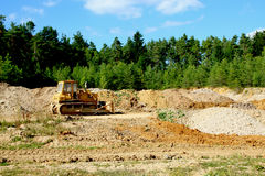Free Excavator Stock Photo - 35995090