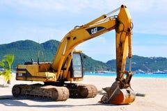 Free Excavator Royalty Free Stock Images - 37722949