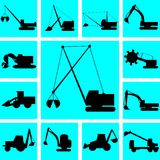 excavator Fotografia de Stock