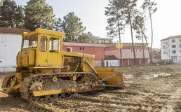 excavator foto de stock royalty free