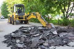 excavator Imagens de Stock Royalty Free