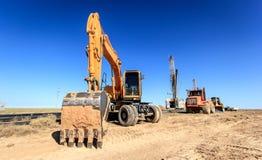 Free Excavator. Royalty Free Stock Photos - 95083368