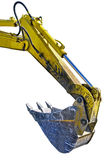 Excavator arm Stock Images