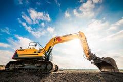 Excavator Royalty Free Stock Photography