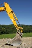 Excavator Bucket Stock Photography