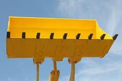 Excavator bucket Stock Photo