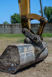 Excavator bucket Stock Photos