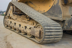 Excavator caterpillar 2 Stock Images