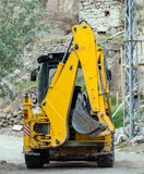 Excavator Construction Royalty Free Stock Photography