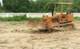 Excavator Royalty Free Stock Images