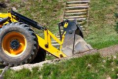 Excavator Stock Photos