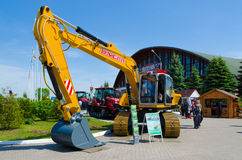 Excavator  DNEPR ET 2301 Royalty Free Stock Photos