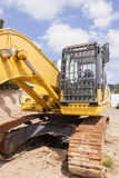 Excavator Industrial Machine Stock Photography