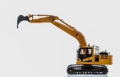 Excavator l model Stock Photos