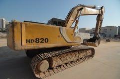 Excavator machine Royalty Free Stock Photography