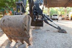 Excavator mini Stock Images