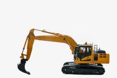 Excavator model Stock Image
