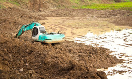 Excavator Service Stock Images