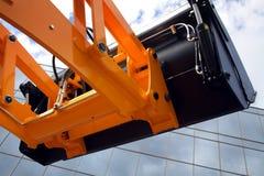 Excavator Shovel Royalty Free Stock Images