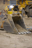 Excavator Shovel Royalty Free Stock Photos