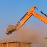 Excavator Royalty Free Stock Photos