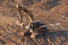 Excavatorl. Zdjęcia Stock