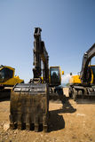 Excavators Stock Photography