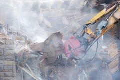 Excavators bite Royalty Free Stock Photos
