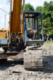 Excavators, Royalty Free Stock Photography