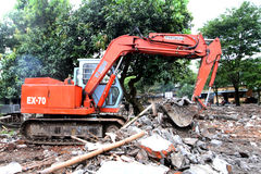 Excavators Stock Photos