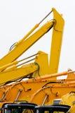 Excavators Royalty Free Stock Image
